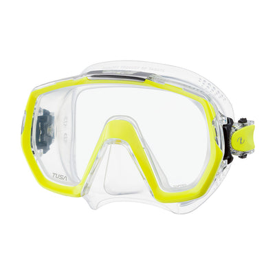 TUSA Freedom Elite Mask Yellow