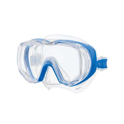 Tusa Freedom Tri-Quest Mask Blue