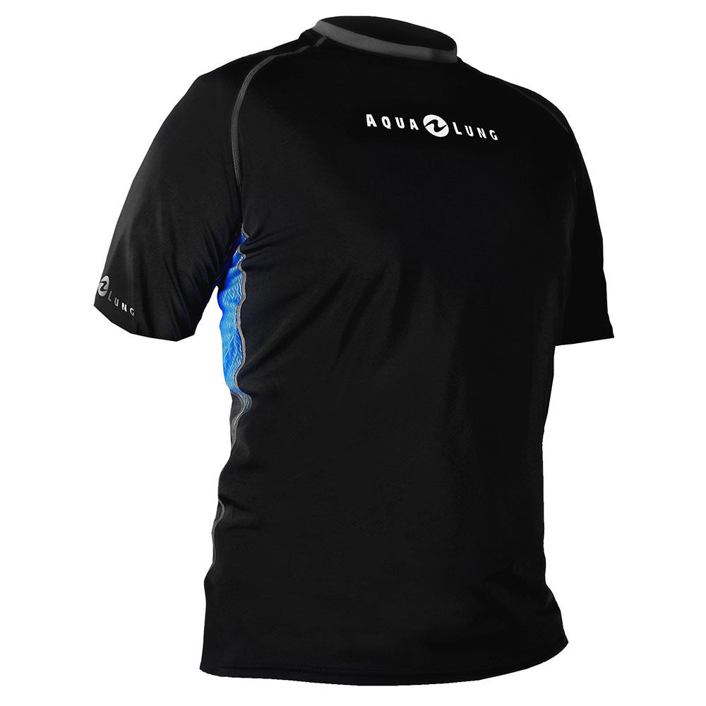 Aqua Lung Loose Fit Short Sleeve Rashguard Men