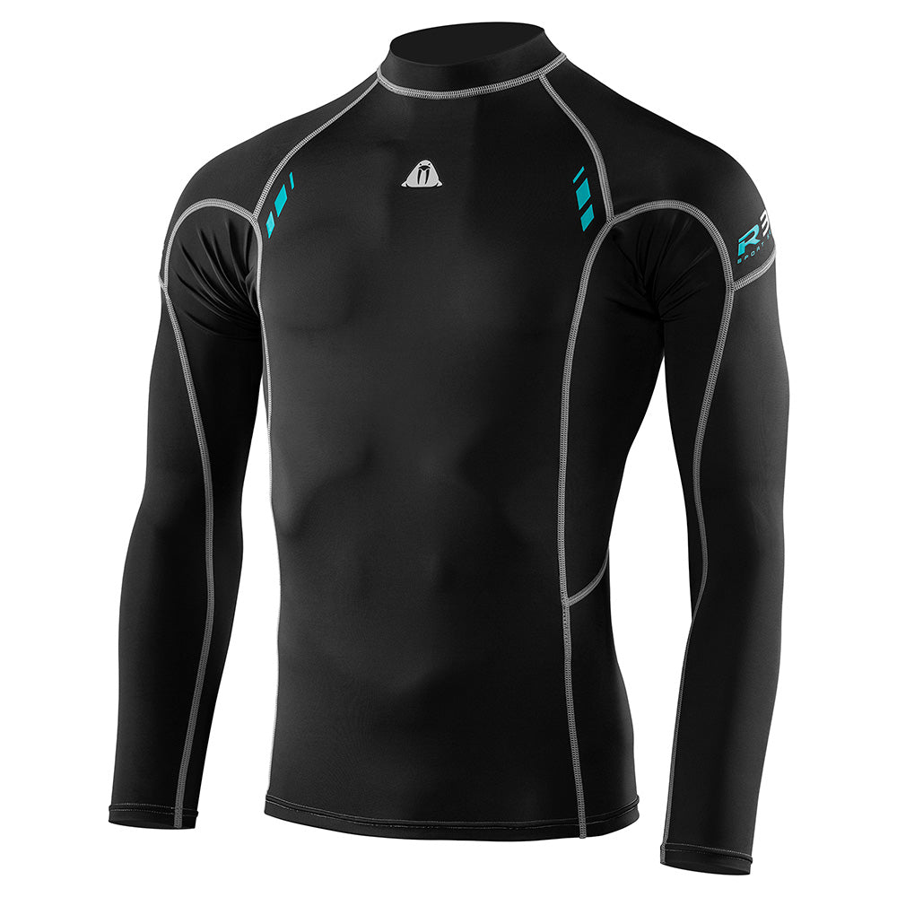 Waterproof R30 Long Sleeve Rashguard Men