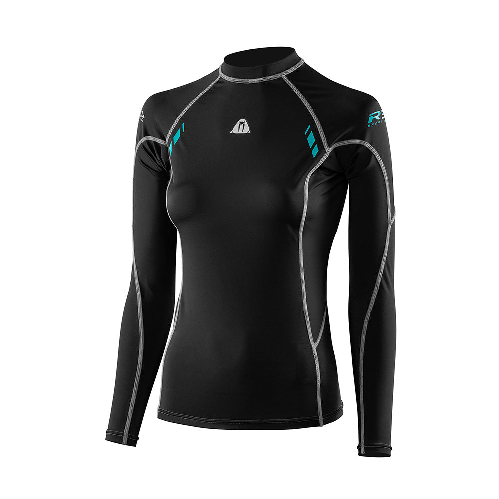 Waterproof R30 Long Sleeve Rashguard Women