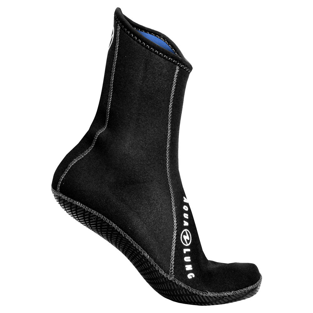 Aqua Lung Ergo Neoprene High Top Socks with Grip