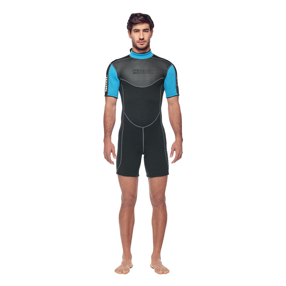 Seac Sense 2.5mm Shorty Wetsuit Men