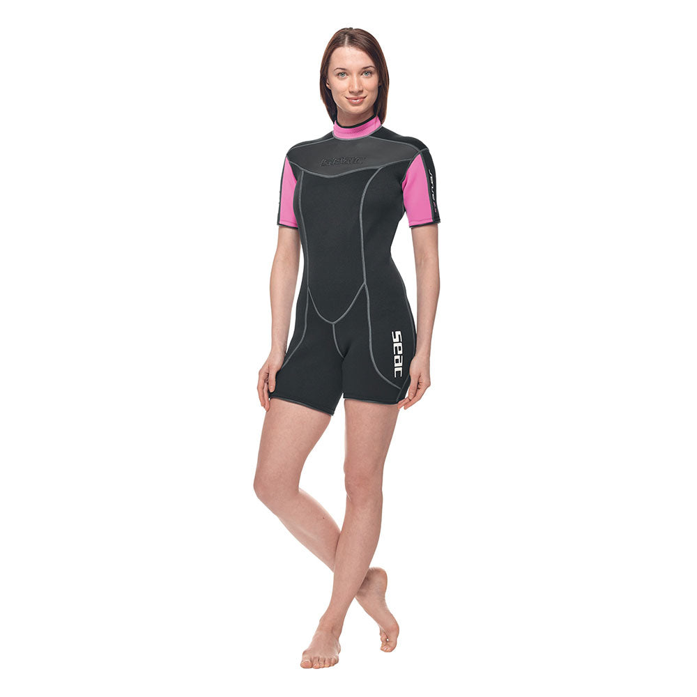 Seac Sense 2.5mm Shorty Wetsuit Women