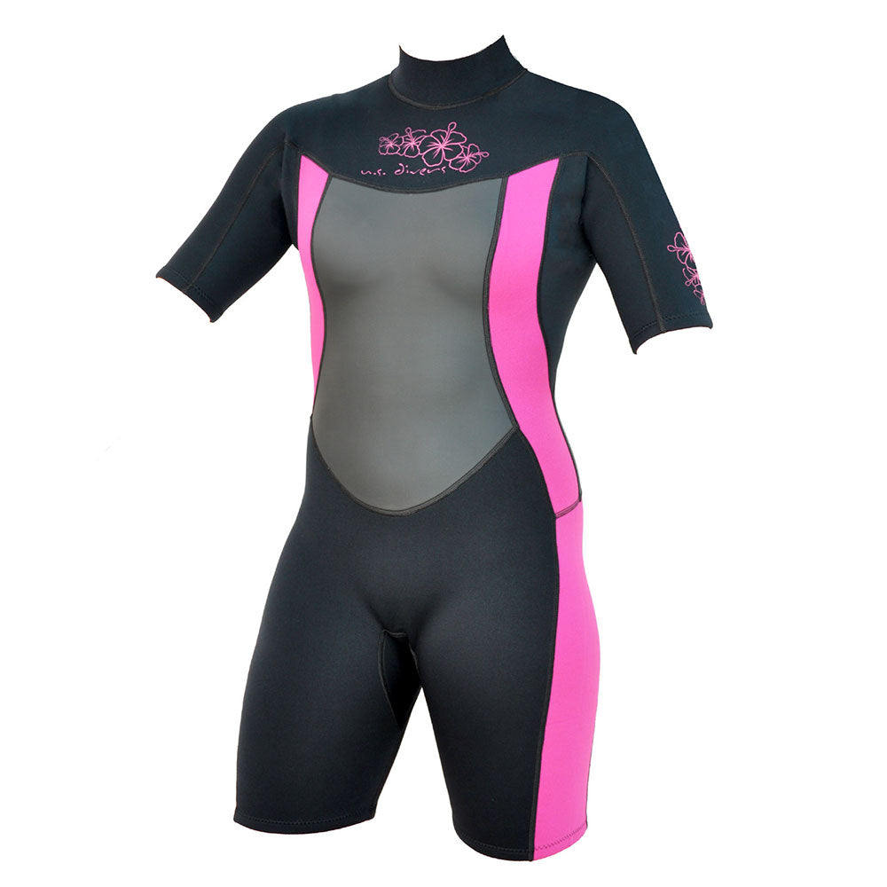 US Divers Shorty Wetsuit Women