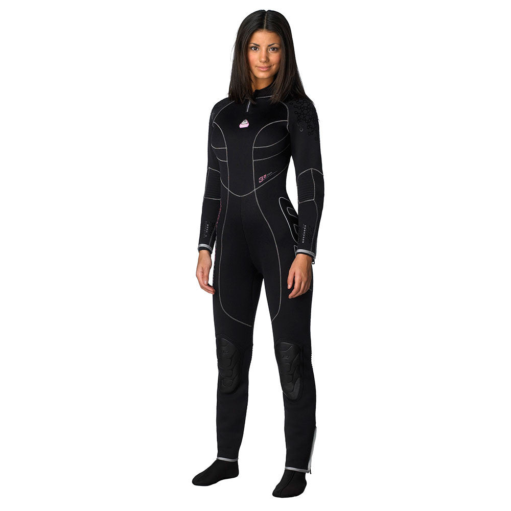 Wetsuit Waterproof W3 3.5mm Women