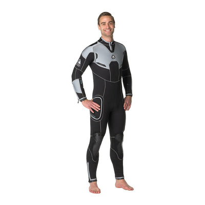 Waterproof W4 5mm Wetsuit Men