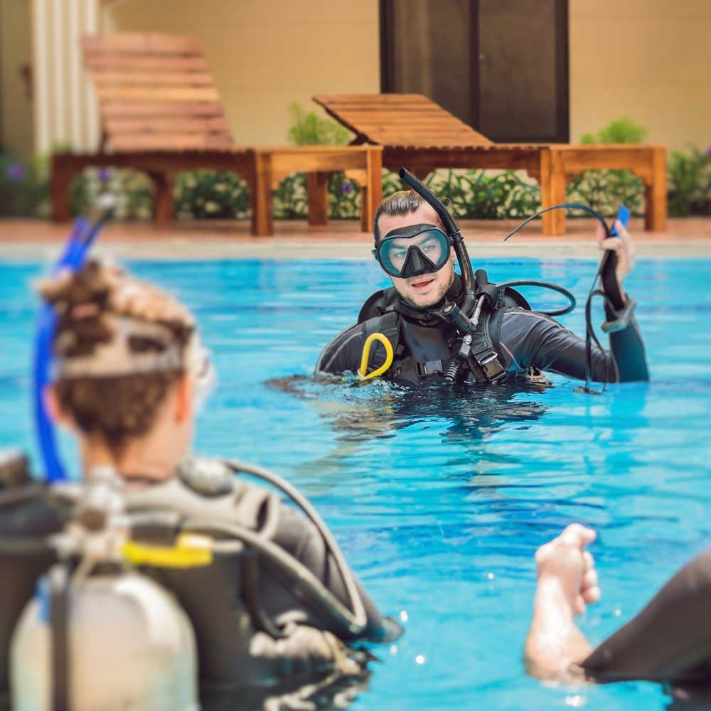 PADI Instructor Development Course - Staff Instructor