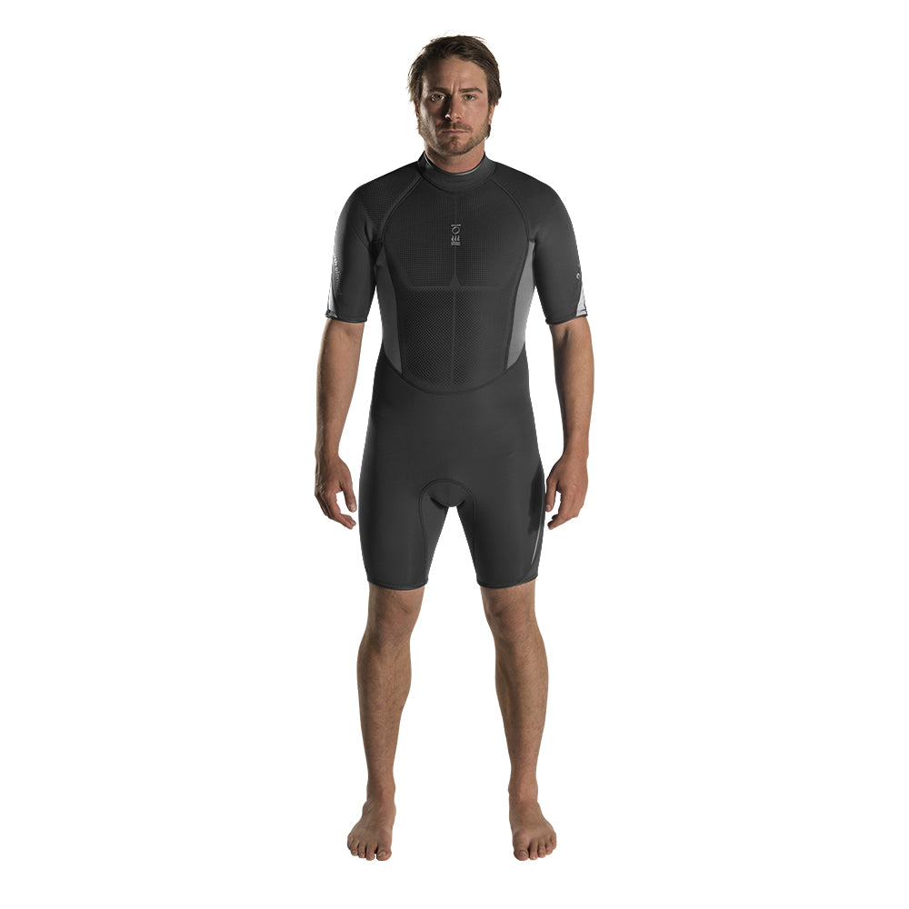 Fourth Element Xenos 3mm Black Shorty Wetsuit Men