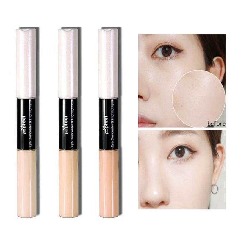 Eye Concealer Makeup Concealer Waterproof Long Lasting Liquid Foundation Cosmetic Brighten Beauty Products Make Up