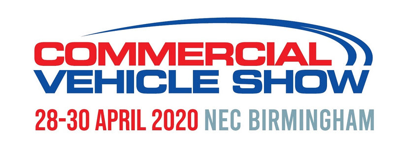 Commercial Vehicle Show 2020 NEC Stand 4H29
