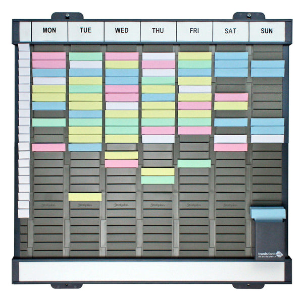 Size 2 T Card board with index column