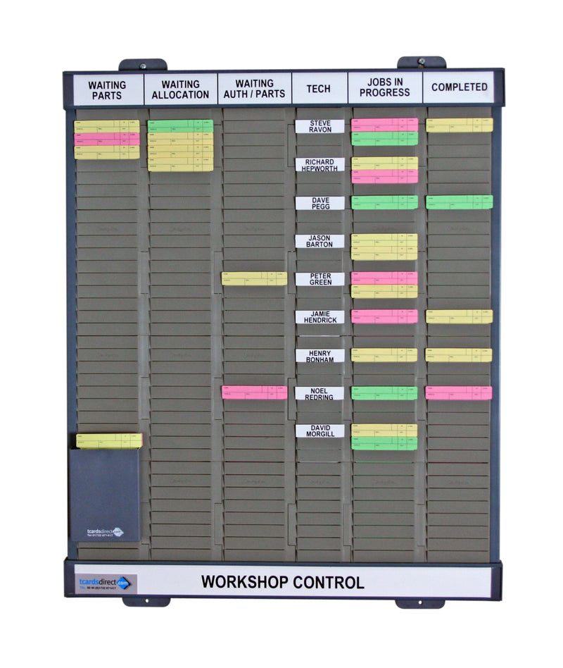 Workshop Control Board 70
