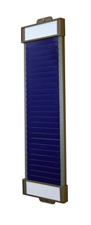 Size 4 / 120 Blue Single Column T Board