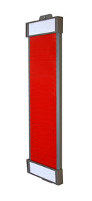 Size 4 / 120 Red Single Column T Board