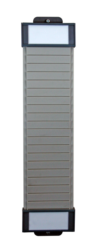 Single column board 15 slots deep