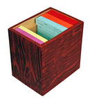 Size 3 T Card Small Wooden Storage Box