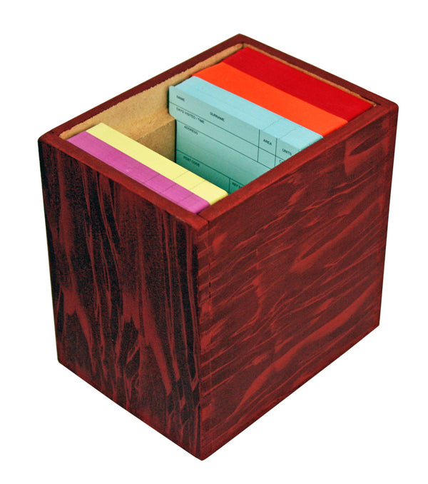 Small T Card Storage Box Size 70