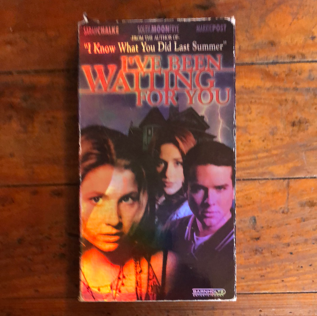 I've Been Waiting for You (1998) VHS
