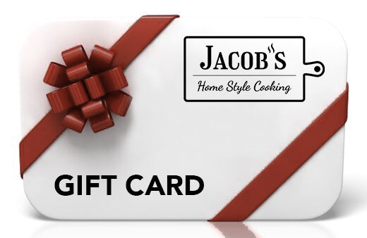 Jacob's Gift Card