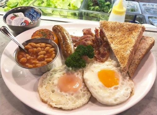 Light English Breakfast
