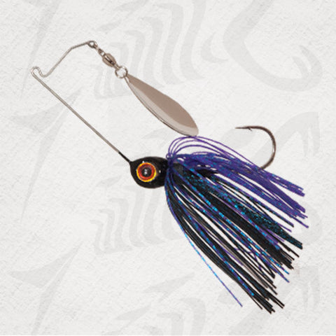 Nighttime Witch Doctor Spinnerbait