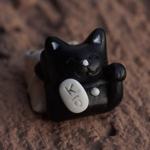 Lucky Cat - Ebony (MX)