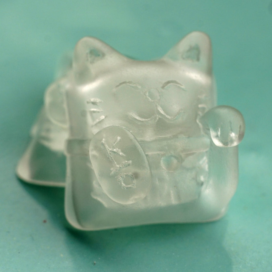 Lucky Cat - Glass (MX)