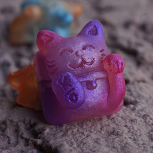 Lucky Cat: Sunset
