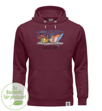 "Laden Sie das Bild in den Galerie-Viewer, ""Landsberger Kindl"" Unisex Organic Hoodie"