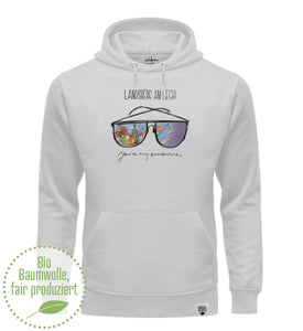 """you're my sunshine"" Unisex Organic Hoodie"