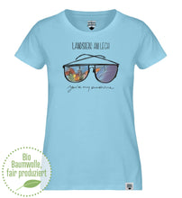 "Laden Sie das Bild in den Galerie-Viewer, ""you're my sunshine"" Damen Premium Organic Shirt"