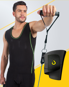 SAUNA TANK MEN + WAIST TRAINER