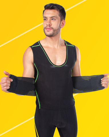 Image of SAUNA TANK MEN + WAIST TRAINER