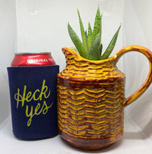 Load image into Gallery viewer, Antique Honey Pitcher Succulent