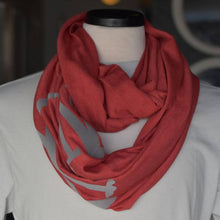 Load image into Gallery viewer, Kentucky Infinity Scarf