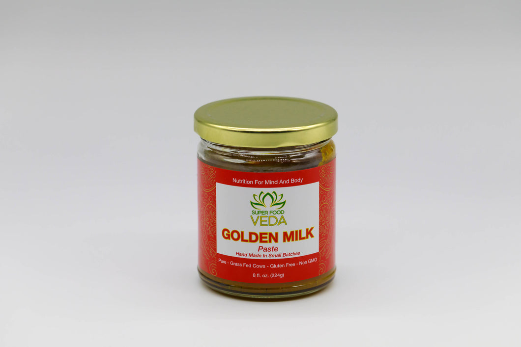 Golden Milk Paste
