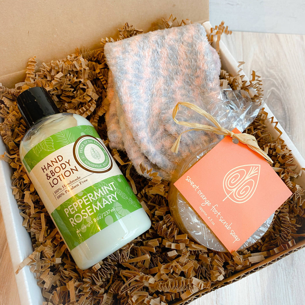 Pamper Your Feet Gift Set