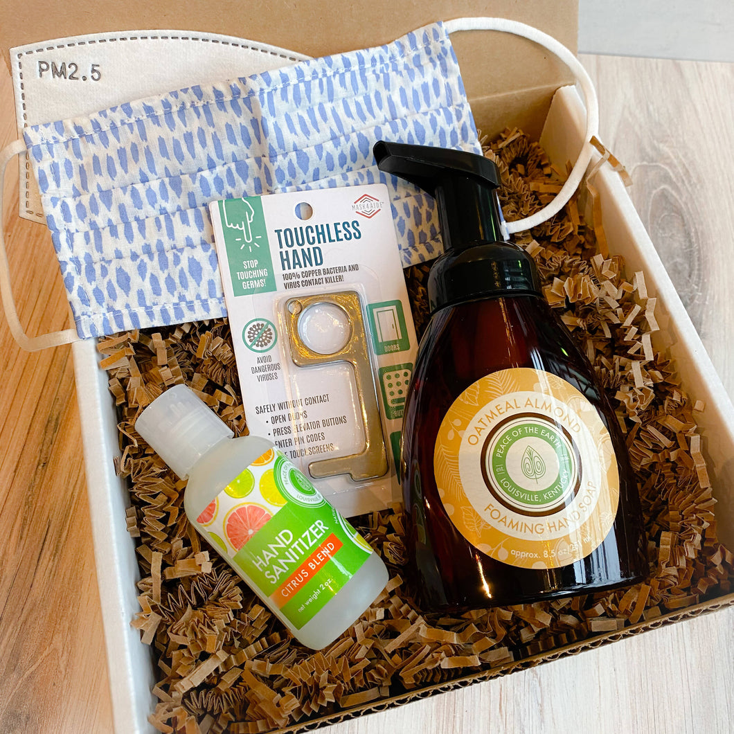 Stay Healthy Gift Set