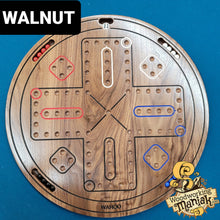 Load image into Gallery viewer, 20 Inch 6 Player Wahoo / Aggravation Game Board
