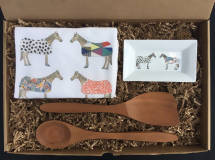 Load image into Gallery viewer, Horse Lover Kitchen Gift Box