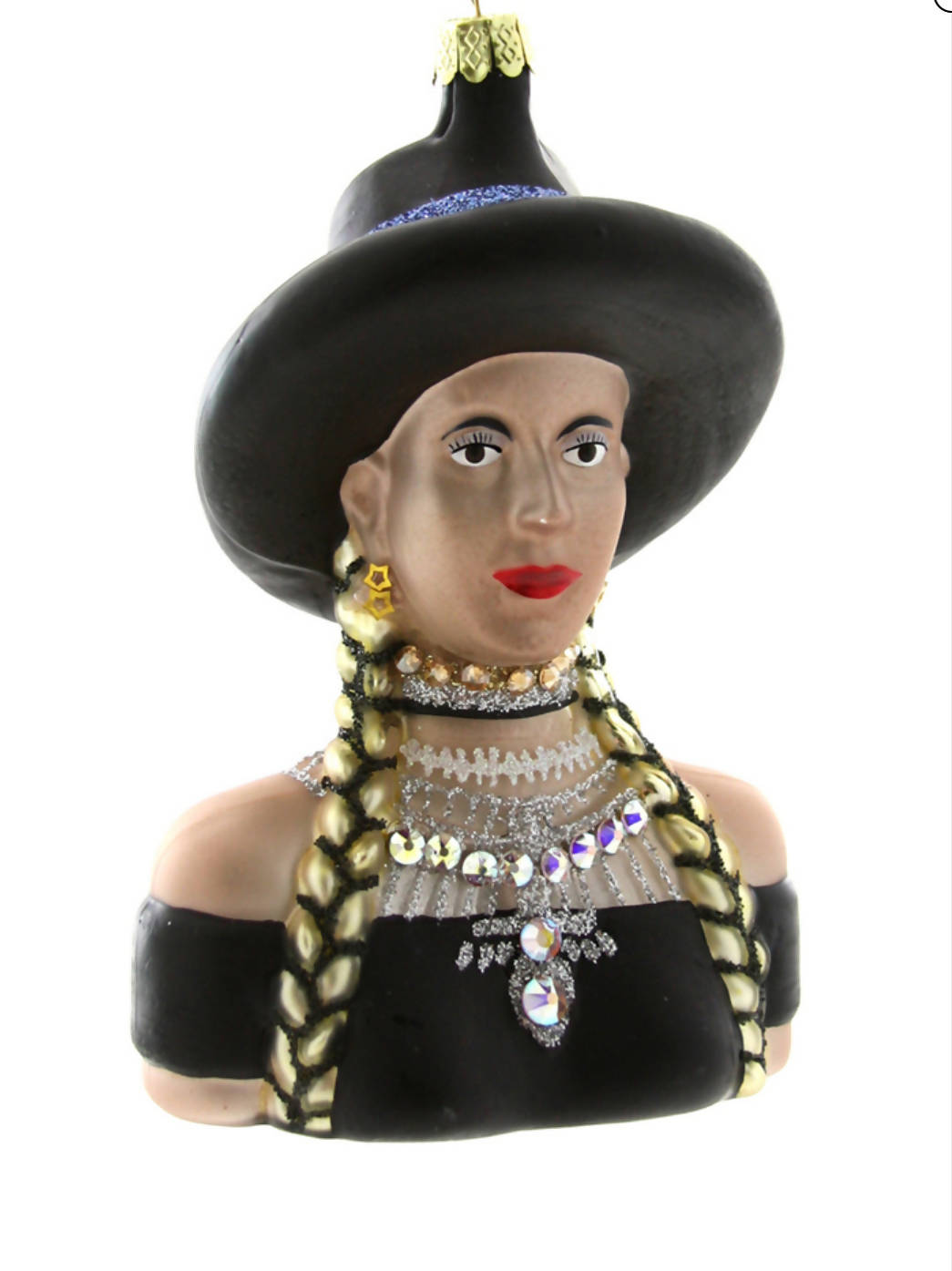 Cody Foster Beyonce Formation Ornament