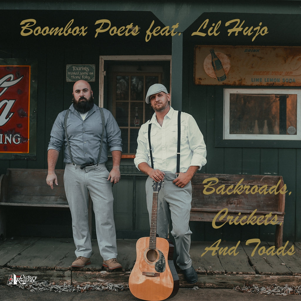 Boombox Poets feat. Lil Hujo - Backroads, Crickets, And Toads (Single Download)