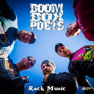 Boombox Poets - Rack Music (EP Download) - Battl Victory Records