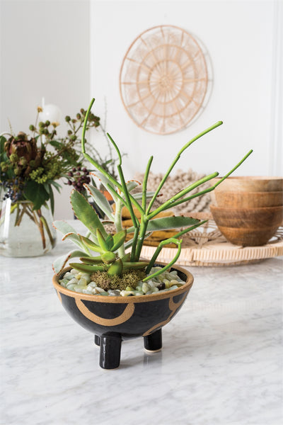 Connie Footed Bowl Planter