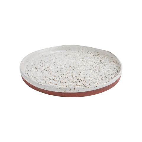 Angie Speckle Plant Plate