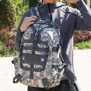 Multifunctional Large Capacity Tactical Backpack