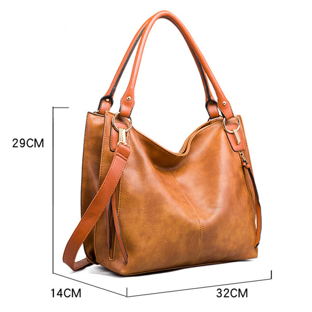 Women's Large Capacity Simply Fashion Tote Bag