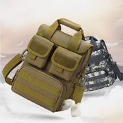 Waterproof Camouflage Crossbody Messenger Bag