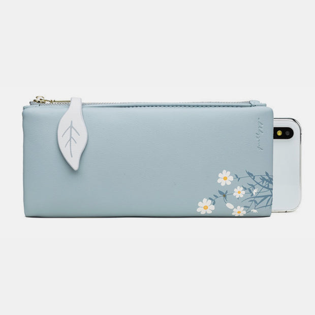 Multifunctional Printed Multi-slot Wallet